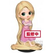 Figure Statue 14cm RAPUNZEL Pink Dress Disney QPOSKET Banpresto Q Posket GIRLISH CHARM Vers B