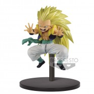 DRAGONBALL Figure Statue 18cm VEGETTO Super Saiyan Banpresto SUPER WARRIORS BATTLE RETSUDEN