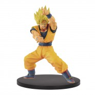 DRAGONBALL Figure Statue 16cm GOKU Gokou Super Eternal Foes Banpresto