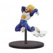 DRAGONBALL Figure Statue 13cm VEGETA Super Saiyan Eternal Foes Banpresto