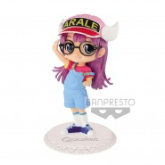 Figure Statue 14cm ARALE from Dottor Slump Arale NORIMAKI Version A Dark ORIGINAL Banpresto QPOSKET