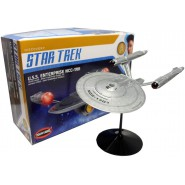 STAR TREK Discovery Model Kit U.S.S. ENTERPRISE NCC 1701 Snap Kit 19cm 1:2500 Polar Lights