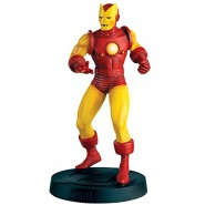Resin Figure of IRON MAN 14cm Model EAGLEMOSS MARVEL Classic Special