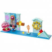Playset DELUXE UNDERWATER With Figure of SUPER MARIO and 5 Interactive Pieces Jakks Pacific
