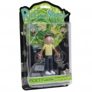 Blister Figure Boy MORTY From Animated RICK AND MORTY Collectionable 11cm Funko Original