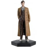 DOCTOR WHO Num. 8 Tenth Doctor David Tennant 8cm 1/21 Model DieCast EAGLEMOSS