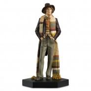 DOCTOR WHO Figure Num. 17 Fourth Doctor Tom Baker 10cm 1/21 Model DieCast EAGLEMOSS