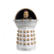 DOCTOR WHO Figure Num. 50 Seventh Doctor Dalek Emperor Davros 8cm 1/21 Model DieCast EAGLEMOSS