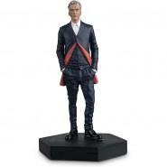 DOCTOR WHO Num. 34 Figure Twelfth Doctor Peter Capaldi Flatline 10cm 1/21 Model DieCast EAGLEMOSS