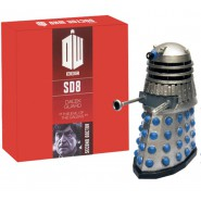 DOCTOR WHO Special Edition SD8 DALEK GUARD 8cm 1/21 Second Doctor Model DieCast EAGLEMOSS