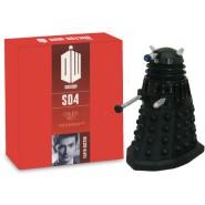 DOCTOR WHO Special Edition SD4 DALEK SEC 8cm 1/21 Tenth Doctor Model DieCast EAGLEMOSS