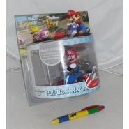 Modellino KART SUPER MARIO Pullback 10cm Wii