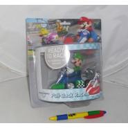 Modellino KART LUIGI From SUPER MARIO Pullback 10cm Wii