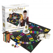 HARRY POTTER Card Game TRIVIAL PURSUIT New ITALIAN LANGUAGE Official BIG VERSION Original