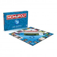 MONOPOLY Special Edition SSC NAPOLI Football CLUB - ITALIAN Language