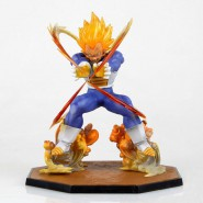 DRAGONBALL Z Figure Statue 16cm VEGETA SUPER SAIYAN Final Flash