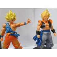 DRAGONBALL Pair 2 Rare Figures Statues 20cm VEGETTO and SON GOKOU Super Sayian