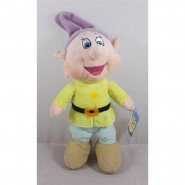 BRONTOLO Nano Swarf ITALIAN NAME Plush 27cm from SNOW WHITE and 7 DWARFES Original DISNEY