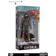 Action Figure CAYDE-6 NORMAL VERSION 18cm From Videogame DESTINY 2 Original MCFARLANE