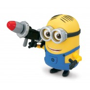 Deluxe Figure Minion DAVE with ROCKET LAUNCHER 12cm Original