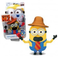 Deluxe Figure Minion STUART with Fart Dart Launcher 12cm Original