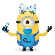 Deluxe Figure Minion BABY CARL with Many Acessories 12cm Original