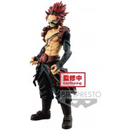 RED RIOT Figure Statue Eijiro 17cm From AGE OF HEROES My Hero Academy Original BANPRESTO  JAPAN