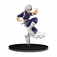 SHOTO Figure Statue MY HERO ACADEMY 18cm Original BANPRESTO Figure Colosseum Vol.3 Japan