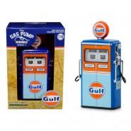 Die Cast Model GOOD GULF Series 7 GAS PUMP Premium Unleaded 1:18 Serie VINTAGE GAS PUMP COLLECTION Greenlight Collectibles