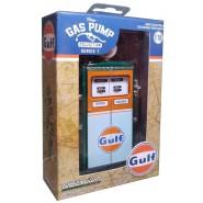 Die Cast Model GOOD GULF Series 7 GAS PUMP Premium Unleaded 1:18 Serie VINTAGE GAS PUMP COLLECTION Chase Version GREEN