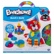 BUNCHEMS Building Balls NEW MEGA PACK Red Cat MORE THAN 400 Pieces SPIN MASTER