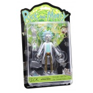 Blister Figure Doctor RICK From Animated RICK AND MORTY Collectionable 11cm Funko Original