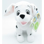 Dog DALMATIAN One Hundred and One Dalmatians PLUSH Peluche 17cm DISNEY Animal Friends PTS