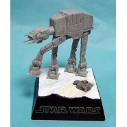 RARE Trading Figure Diorama AT-AT WALKER Star Wars ORIGINAL Tomy Japan