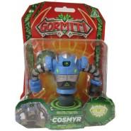GORMITI Action Figure COSMYR Posable 8cm Original Giochi Preziosi