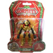 GORMITI Action Figure ULTRA HURIK Posable 8cm Original Giochi Preziosi