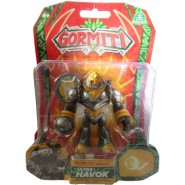 GORMITI Action Figure ULTRA HAVOK Posable 8cm Original Giochi Preziosi