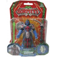 GORMITI Action Figure ULTRA ORION Posable 8cm Original Giochi Preziosi