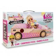 L.O.L. Surprise Playset COPUE CAR POOL Dance Floor Original MGA LOL