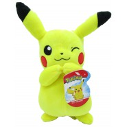 Pokemon PIKACHU Smiling Joined Arms Plush 20cm BOTI Original WCT 95245