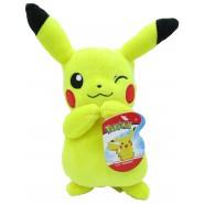 Pokemon PIKACHU Smiling Joined Arms Plush 20cm BOTI Original WCT 95245