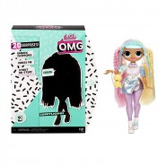 Figure Doll Playset CANDYLICIOUS Serie 2 O.M.G. Fashion ORIGINAL L.O.L. Surprise MGA LOL OMG