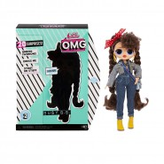 Figure Doll Playset BUSY B.B. Serie 2 O.M.G. Fashion ORIGINAL L.O.L. Surprise MGA LOL OMG
