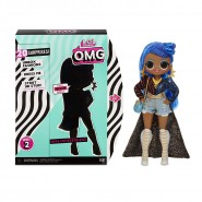 Figure Doll Playset MISS INDEPENDENT Serie 2 O.M.G. Fashion ORIGINAL L.O.L. Surprise MGA LOL OMG