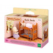 BUNK BEDS Set SYLVANIAN FAMILIES 5154 Epoch