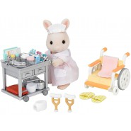 Country Nurse Set SYLVANIAN FAMILIES 5094 Epoch