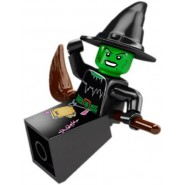 LEGO Minifigures SERIE 2 8684 Number 4 WITCH With Broom Sachet New