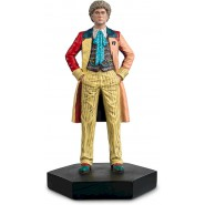 DOCTOR WHO Num. 65 Figure Sixth Doctor Colin Baker Vengeance On Varos 10cm 1/21 Model DieCast EAGLEMOSS