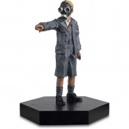 DOCTOR WHO Num. 74 Figure Ninth Doctor The Empty Child the Doctor Dances 10cm 1/21 Model DieCast EAGLEMOSS