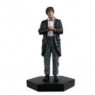 DOCTOR WHO Num. 76 Figure Second Doctor War Doctor 10cm 1/21 Model DieCast EAGLEMOSS